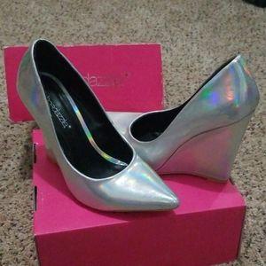 Shoe Dazzle size 5.5 heels